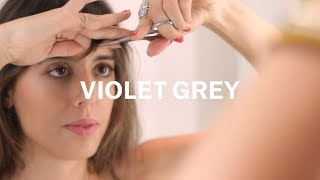 French Lessons: Violette's At-Home Fringe Trim