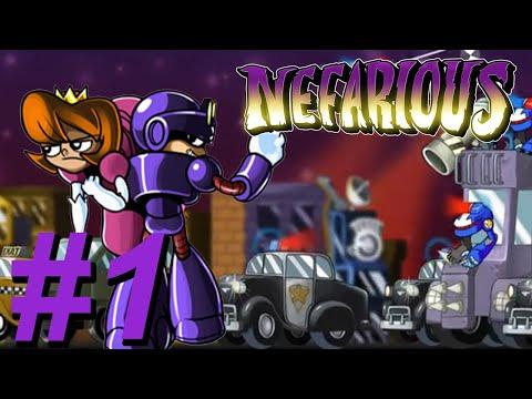 Nefarious 2017 Part 1 Plan Gone Wrong Youtube