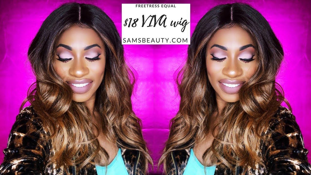 18 Freetress Viva Color Ff427 Samsbeauty Youtube
