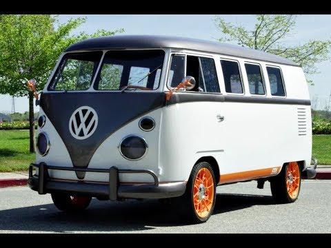 VW Microbus Type 20 Concept