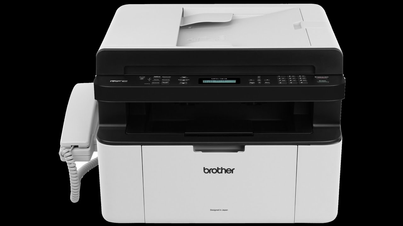 BROTHER MFC-1810E PRINTER WINDOWS DRIVER