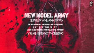 """New Model Army """"Guessing"""" Official Audio Stream"""