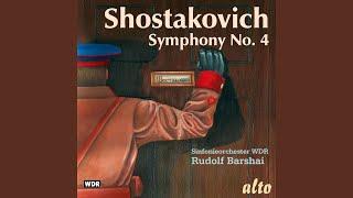 Symphony No. 4 in C Minor: I. Allegretto poco moderato