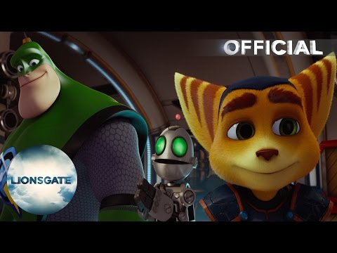 Ratchet and Clank - Levelling Up - On Digital Download August 22 & DVD August 29