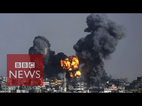 Gaza conflict: Israel & Hamas face allegations of war crimes - BBC News