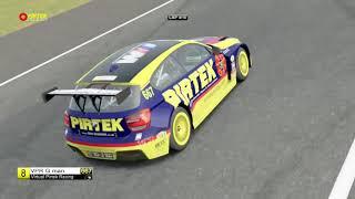 Virtual Pirtek Racing - TORA TCC Round 2 Race 2 Le Mans Bugatti Circuit