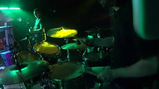The Writing On The Wall - Alter Bridge live drum cover