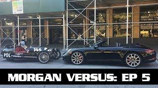 Porsche 911 Carrera S - Morgan Versus: Episode 5
