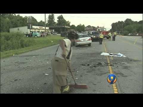 Fatal Car Wreck in Lenoir, NC