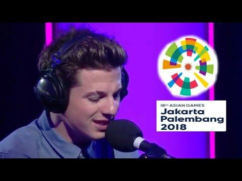 Meraih Bintang (English version) reach for the stars Charlie puth Asian games