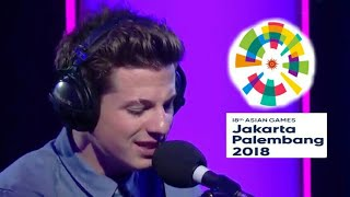 Gambar cover Meraih Bintang (English version) reach for the stars Charlie puth Asian games