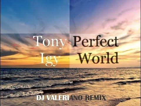 Tony Igy - Perfect World (DJ Valeriano Remix)