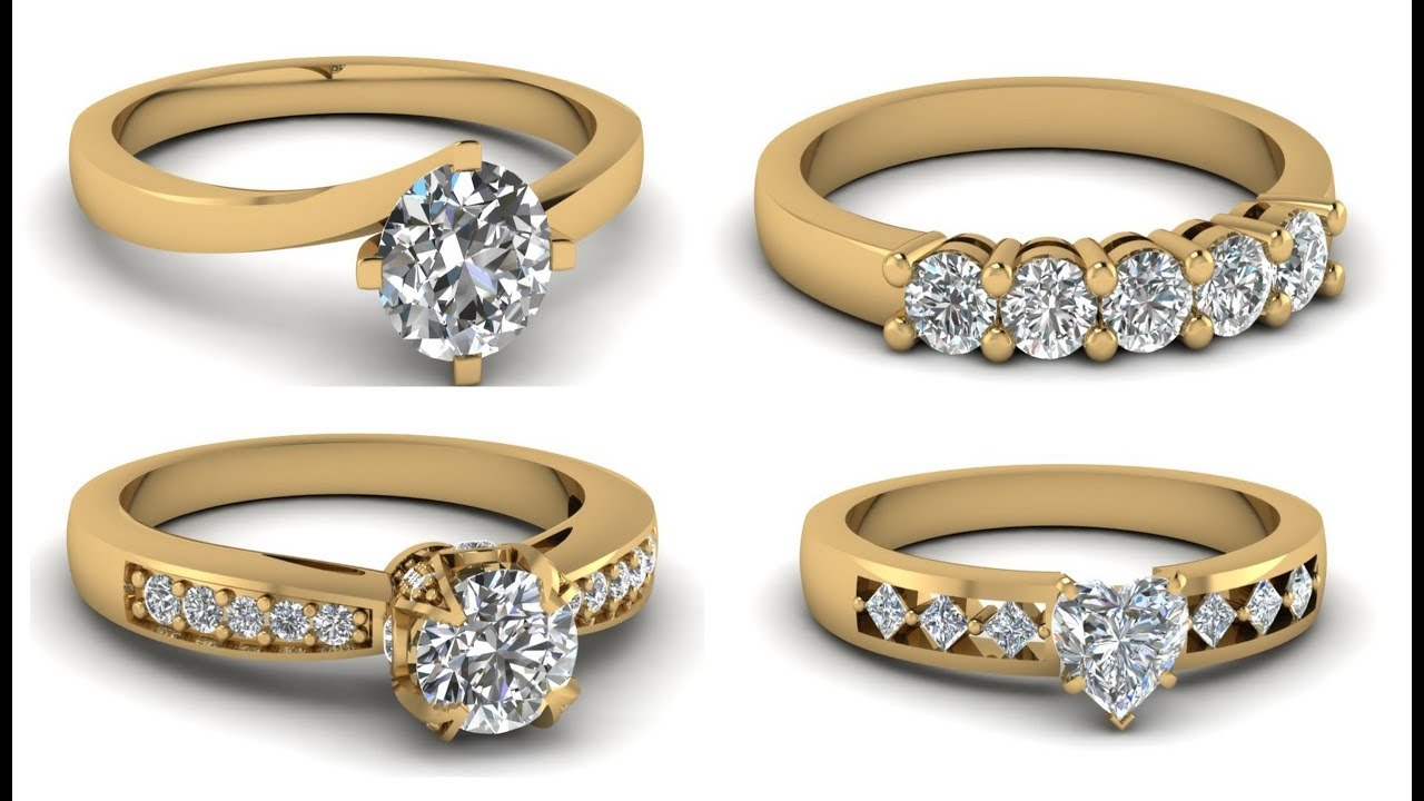 Best Ring Design In Gold [Jewelry Trends 2018]