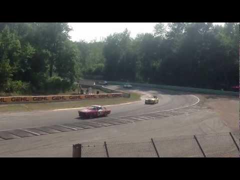 Hawk Road America 2012/Group 2 Production Car Race/Lap 1