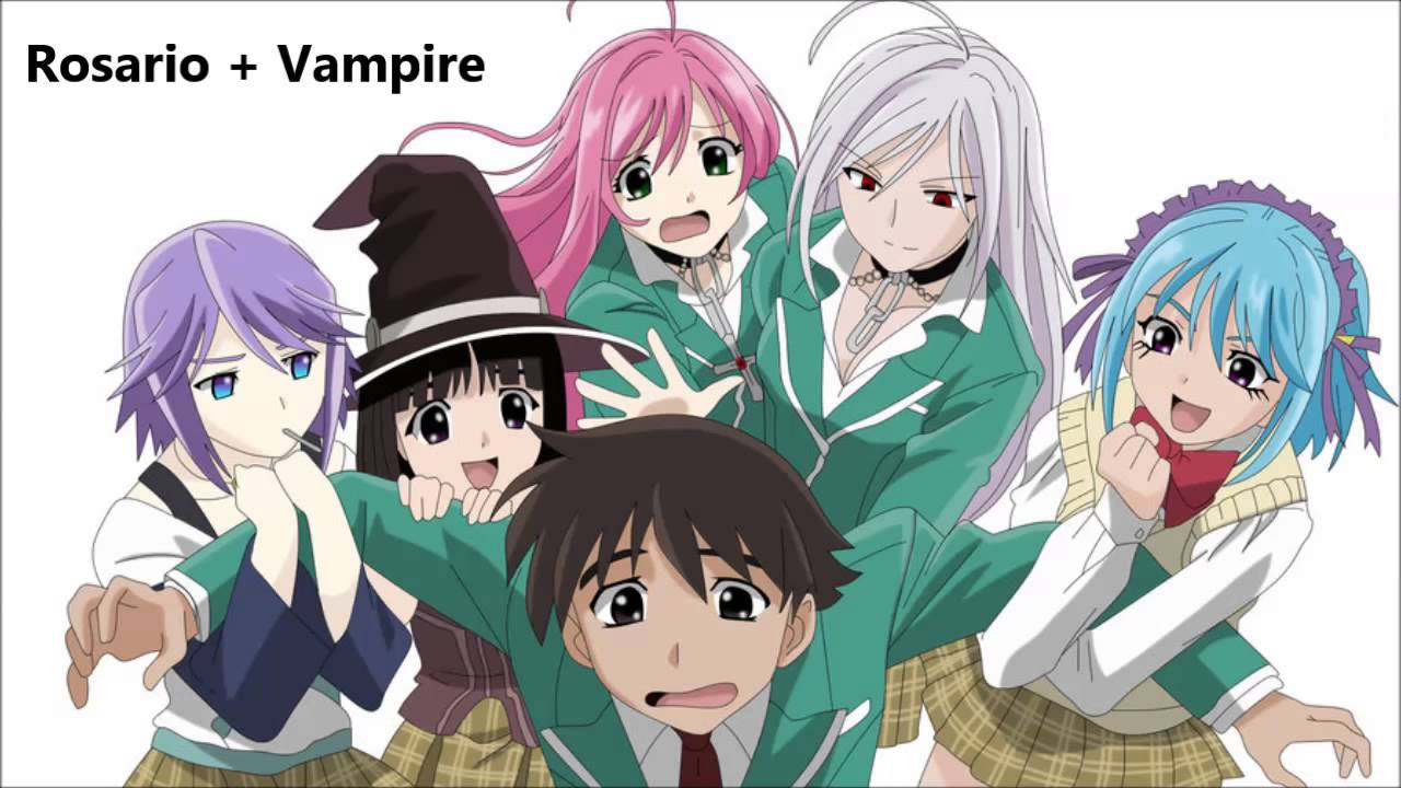 Best english dubbed harem anime