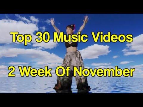 Top 30 Songs Of The Week - November 12 To 16, 2018