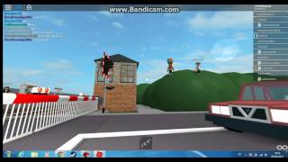 Sedringham Station level crossing Berkshire Roblox *New Upgrade*