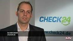 Internetanbieter im CHECK24-Test: Kabelanbieter dominieren