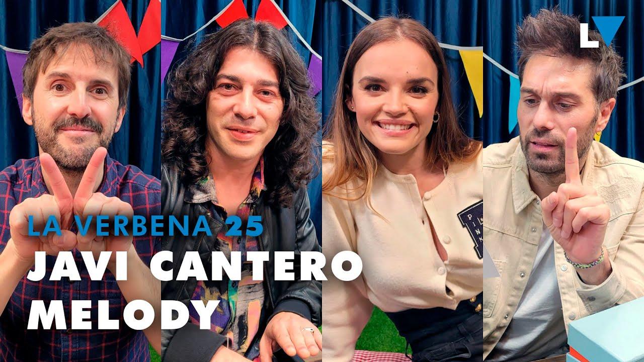 La Verbena 25 | Melody y Javi Cantero