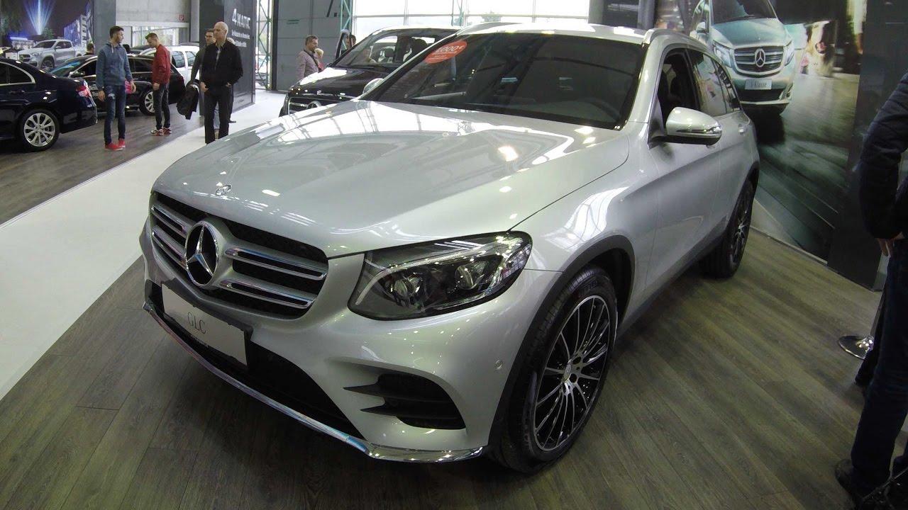 Mercedes Benz Glc Suv X253 Walkaround Interior