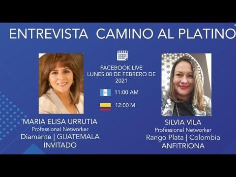 Camino al Platino con Silvia Vila y Maria Elisa Urrutia | Hablemos de #Immunocal e #Immunotec