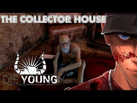 Die Young  Game THE COLLECTOR House - Holm Oak Thicket locked Gate | Let's Play Die Young Gameplay