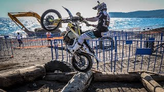 Billy Bolt wins both Beach & Forest Race in Sea to Sky 2018 Hard Enduro