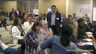 White Center Town Hall Q&A