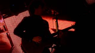 Snow Patrol - Lifening live (emotional Gary) @ Ahoy Rotterdam 01.03.2012