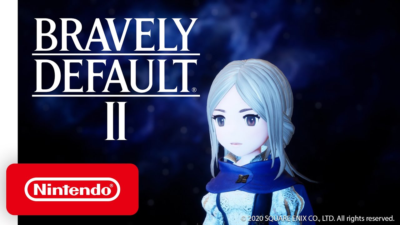 BRAVELY DEFAULT II - Nintendo Direct Mini 3.26.20 - Nintendo Switch - Nintendo