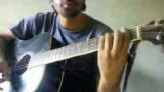 na hai yeh pana- simplest way to play on guitar