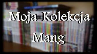 Moja mangowa kolekcja //13.05.2017r.//