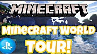Playstation Minecraft World Tour #1