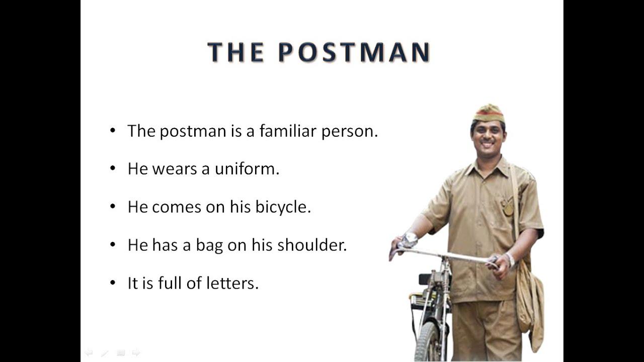 Essay on Postman + Paragraph on Postman Life (+ Words)