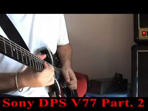 Sony DPS V77 Part 2