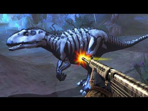 SKELETON DINOSAURS  Dino Hunter Deadly Shores