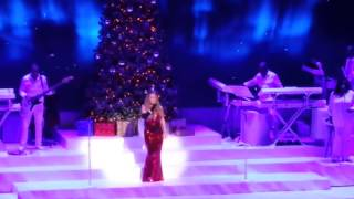 Mariah Carey   O Holy Night live at Beacon Theater 2014