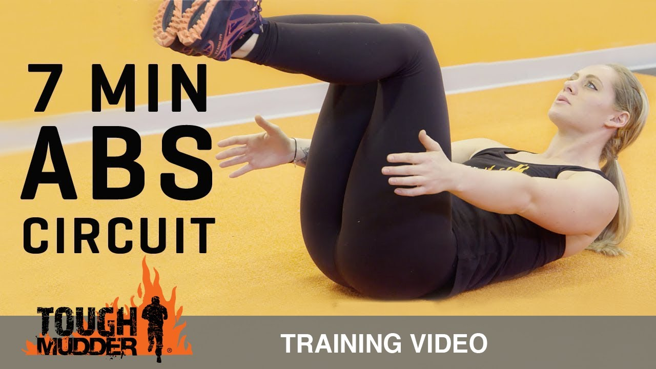7 minute ab workout no equipment core exercises for a flat stomach ep 8 tough mudder youtube. Black Bedroom Furniture Sets. Home Design Ideas