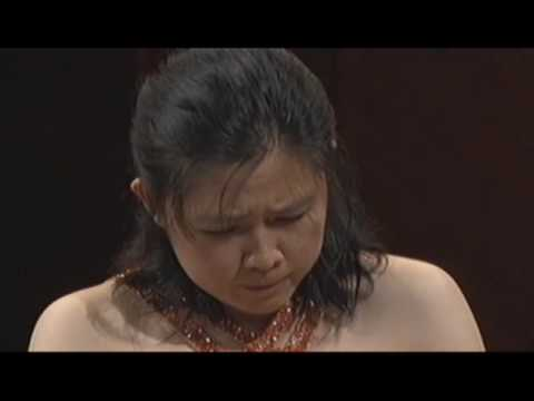 Amy J. Yang  Bach: French Overture BWV 831 Part 2