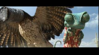 "The Animation & Effects Of ""Rango"""