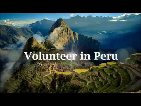 Volunteer Work in Peru with Volunteering Solutions