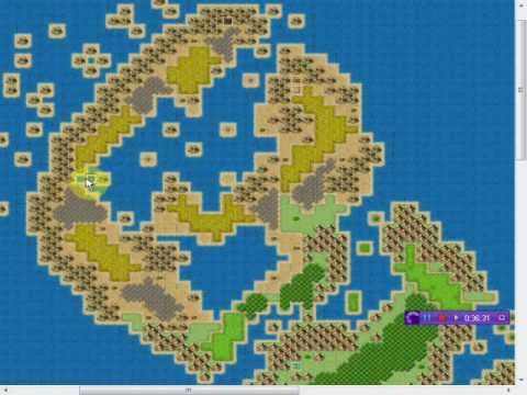 Awesome rpg maker vx world map tutorial youtube gumiabroncs Choice Image