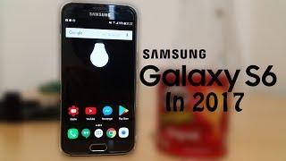 Samsung Galaxy S6 in 2017 -Is the Samsung Galaxy S6 still worth buying? -Samsung Galaxy S6 revisited