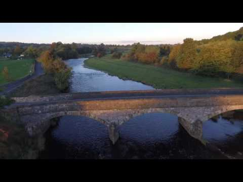 The Ribble by Drone