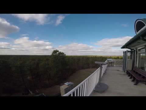 Pine Barrens Observation Tower Jakes Branch Ocean County Parks Beachwood, New Jersey