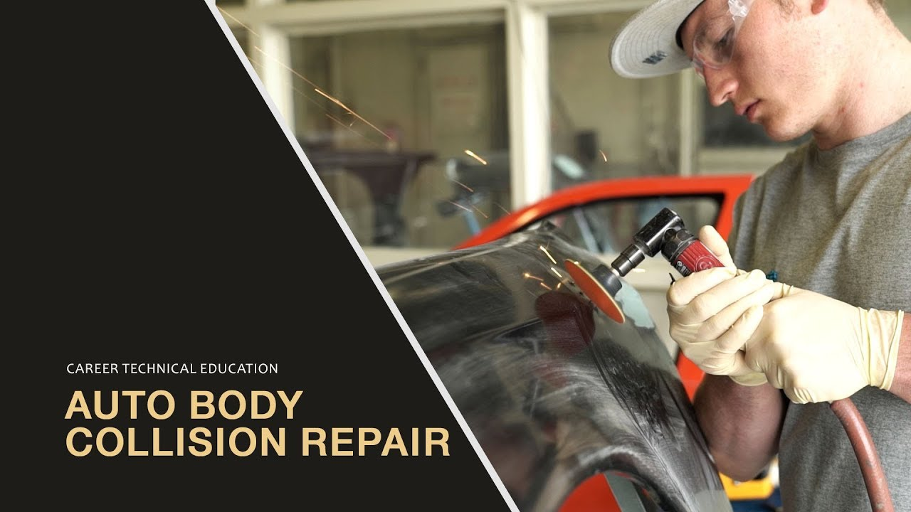 Auto Body Collision And Refinishing Mjc