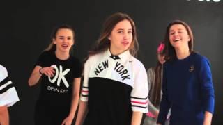 OPEN KIDS |Не танцуй   Официальный видео урок по хореографии из клипа part III    Open Art Studio