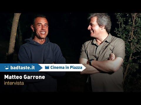 Cinema in Piazza: intervista a Matteo Garrone e agli organizzatori del Piccolo Cinema America