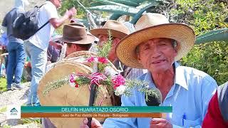 Limpieza de Acequias (SEQUIA PITSE ) de Raquia declarado Patrimonio Cultural de la Nación