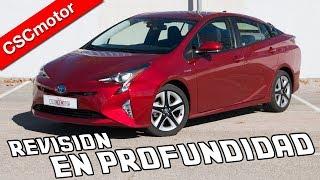 Toyota Prius | 2016 - Presente | Revisión en profundidad